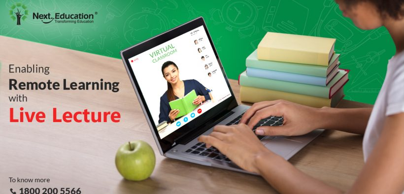 Never Miss a Class Now with Live Lectures